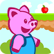 Piggy World - platformer game by szymdev