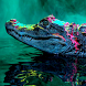 Crocodile Wallpaper by VamosApps