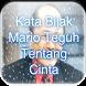 Kata Bijak Mario Teguh - Cinta by Flater Apps