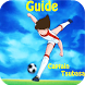 Guide for captain tsubasa by Mobistic Studio
