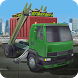 Cargo Garbage Truck by VitalityGames