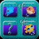 Memory Match Ocean Fish by AdeliaSyam