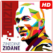 Zinedine Zidane Wallpaper HD by Shichibukaidev