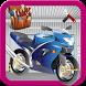 Sports Bike Repair Shop by 2D Fun Club
