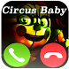 Circus Baby call prank Vid by CALL_PRANK