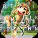 Monkey Cute Theme&Emoji Keyboard by Keyboard Fantasy
