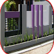 Fence Design House