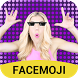 #ZAMFAM Funny GIFs by Emoji Keyboard Facemoji by Emoji Sticker & GIF for keyboard