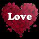 Love Emoji Keyboard Sticker by Funny Sticker Design