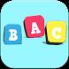 Apprendre les alphabets français