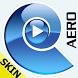 SKIN MAVEN PLAYER AERO WHITE by Tak Team Studio