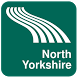North Yorkshire Map offline by iniCall.com