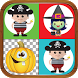 Halloween Match Game for Kids by App Smile