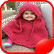 Poncho Baby Crochet for Babies