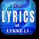 Top Lyrics of Lykke Li by Project LR