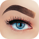 Eyebrow Shaping Photo Editor by Thalia Premium Photo Montage