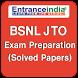 BSNL JTO Exam Preparation Question Bank by Forwardbrain Solutions Pvt. Ltd.