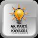 Ak Parti Kayseri by FNS Bilişim
