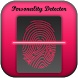 Finger personality detector prank