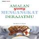 AMALAN YANG MENGANGKAT DERAJAT by Thulis Media