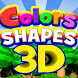 Colors&Shapes 3D For Kids by Vladimir Lomako