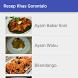 Resep Makanan Khas Gorontalo by yakusa app