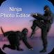Ninja Photo Editor by Bill Ross