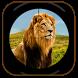 African Safari Lion Hunting by DevOps Studios