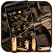Elegant Mortar Gun Bullet Theme 2D by Stylish Android Themes