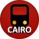 Cairo Metro Map by Tesseract Apps