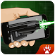 Laser weapons shot simulator by LISgroup