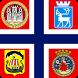 Norwegian Coats of Arms Quiz by Desert Fox
