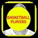 Basketball Players Trivia Quiz by BeluangSoft