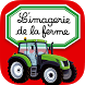 Imagerie ferme Interactive by Fleurus Editions
