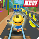 Subway Banana Run Surf by Roxan Apps