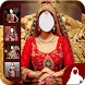 Indian Bridal Dress Style by Untukeat