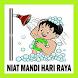 NIAT MANDI HARI RAYA