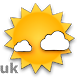 The weather forecast UK meteo by MobKairos