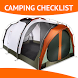 Camping Checklist by The Almighty Dollar