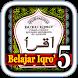 Belajar Iqro 5 by PPstar