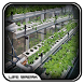 Hydroponic Garden Design by Life Break