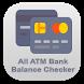 all bank account balance check by BinitaSoft