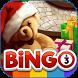 Bingo Xmas Holiday: Santa & Friends by Beautiful Bingo Games by Difference Games LLC
