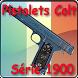 Pistolets Colt 1900 expliqués