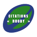 Meilleures citations du Rugby by Citations App