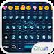 Circuit Love Emoji Keyboard by Emoji Family