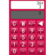 Colorful calculator by n225.zero