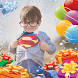 Birthday Photo Frame Maker by alanjmsdesign
