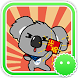 Stickey Cute Koala by Awesapp Limited