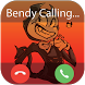 Bendy for Fake Call Prank by Ortegan Bethan